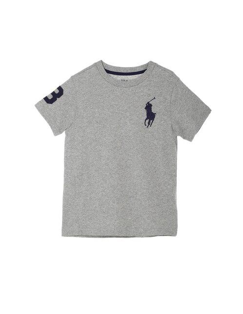Playera Polo Ralph Lauren algodón para niño 1a0435a40d23e