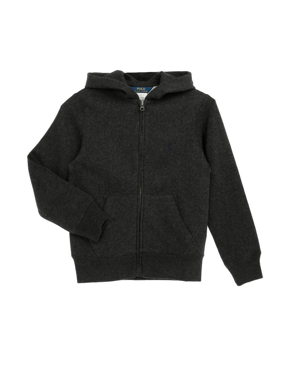 nueva colección 324c1 f2def Sudadera lisa Polo Ralph Lauren de algodón para niño